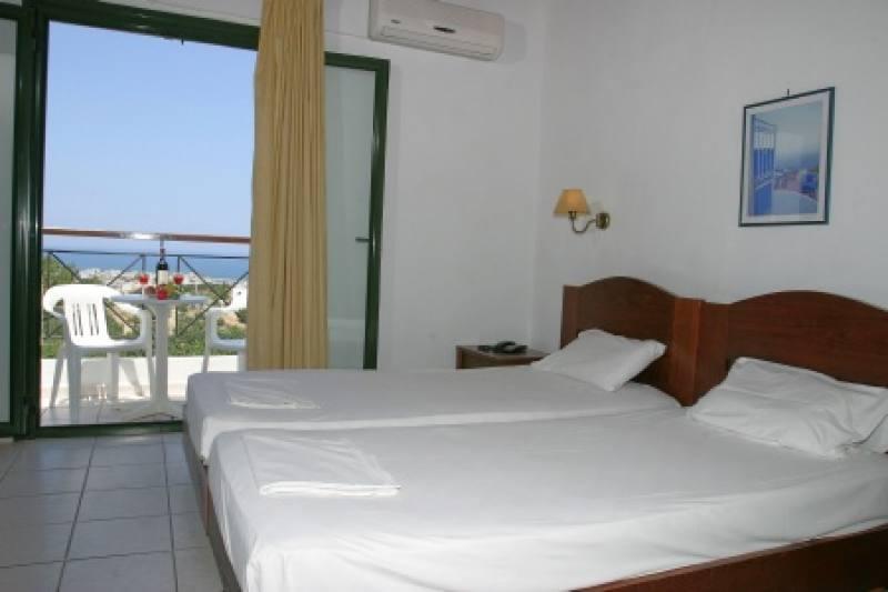 Appartementen Piskopiano Village - Piskopiano - Heraklion Kreta